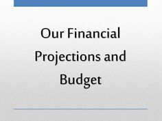 Our Financial Projections and Budget Cafe Business Plan, Sample Business Plan, Business Planning, Executive Summary, Lychee Soda, Unique Selling Proposition, Garden Coffee, Guerilla Marketing, Making Life Easier