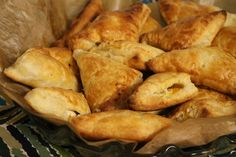 recipe for mini turnovers filled with butternut squash and goat cheese ...