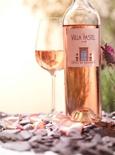To taste... rosé of Provence