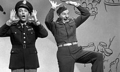 Gee, I wish I was back in the army.  The shows we got civilians couldn't see.  How we would yell, for Dietrich and Cornell, Jolson, Hope and Benny all for free