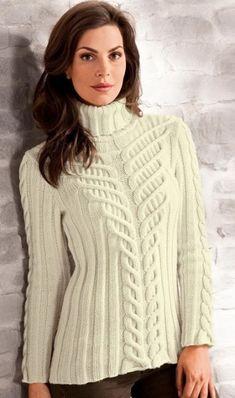 белый свитер с аранами фото - Поиск в Google