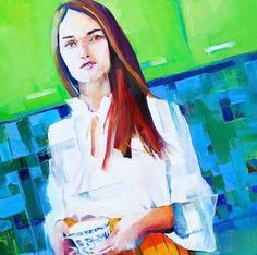 ruth shively paintings | Ruth Shively | Best of Etsy