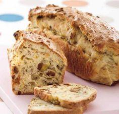 Cake di banane alle noci - Tutte le ricette dalla A alla Z - Cucina Naturale - Ricette, Menu, Diete