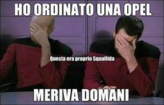 hahah dai tempo al tempo Super Funny, Funny Cute, Hilarious, Some Funny Jokes, Funny Pins, Funny Stuff, Funny Images, Funny Pictures, Star Trek Meme
