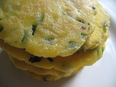 Makki Di Roti (Griddle Cooked Corn Bread) | Lisa's Kitchen | Vegetarian Recipes | Cooking Hints | Food & Nutrition Articles
