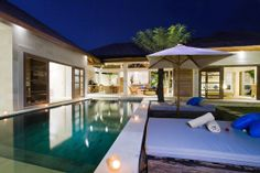 Villa Massilia 3 - 3 bedroom private villas - private swimming pool is a fresh, 3-bedroom Bali holiday rental villa, located in central Seminyak, 15 minutes walk to the famous Kudeta beach restaurants and Seminyak beach has to offer.