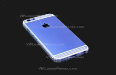 It is an IPhone 6 Plus blue designer cover edition.We offer the widest selection of best IPhone 6 designer covers for online sale at reasonable prices. Iphone 6s Gold, Iphone 6 Covers, 6s Plus, Cool Designs, Swarovski, Cases, Models, Luxury, Top