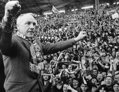 The Legend Bill Shankly Liverpool Fc Managers, Ynwa Liverpool, Liverpool Fans, Liverpool Football Club, Football Tattoo, Football Shirts, College Football, Bill Shankly, Liverpool Fc Wallpaper