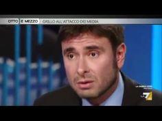 Alessandro Di Battista a Otto e mezzo 8/2/2017