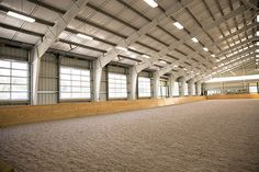 A Barn & Apartment with a View - STABLE STYLE Horse Barn Designs, Indoor Arena, Barn Apartment, Farm Projects, Dream Barn, Horse Barns, Luxury Life, Farm Life, Great Rooms