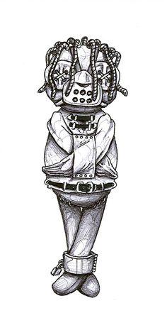 Ragdoll tattoo 2 by DickStarr.deviantart.com on @deviantART
