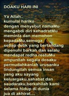 Doa Pray Quotes, Faith Quotes, Beautiful Dua, Doa Islam, Dear Self, Self Reminder, Light Of My Life, Islamic Pictures, Alhamdulillah