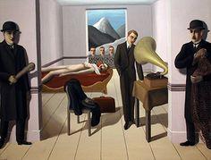 The Menaced Assassin Rene Magritte