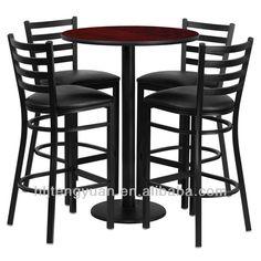 Modern High Bar Table Chair