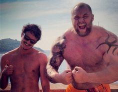 The Mountain From 'Game Of Thrones' Broke A 1,000-Year-Old Weightlifting Record