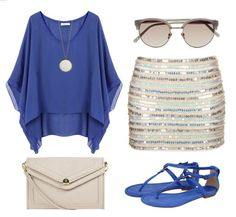 The streets of fashion: Outfit Ideas | Dancing at the beach