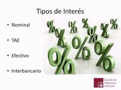 Introducción a las finanzas (Videoconferencia). Escuela de Negocios y Di...