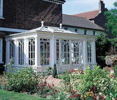 my house will have an orangery