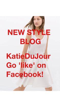 Style blog  KatieDuJour
