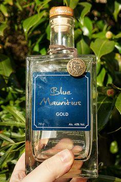 057 - Blue Mauritius Gold