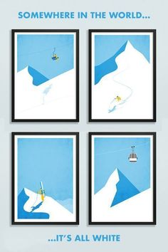 Its always winter somewhere. Remind yourself with our ski and snowboard prints. Customisable with your favourite resort. These contemporary art prints are perfect gift for the winter sports or extreme sports lover.  #wintersports #ski #snowboard #winterart #skiart #snowboardart #skiposter #snowboardposter #customart #customprints #contemporaryart #graphicart #rocketjackprints #flatcolour #wallart #gicleeprint #giclee #vintagetravel #skigift #alpsprint #mountainprint