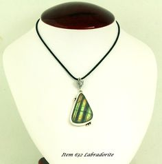 Not your everyday Labradorite Stone.Set in Sterling Silver to exploit it's unique natural Beauty.
