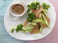 Grapefruit and Avocado Salad with Spice Dressing   Eat Smarter