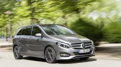 B wie bravourös: Mercedes B-Klasse ist auch im Alter treu
