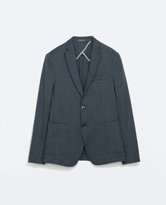 ZARA - SALE - STRUCTURED BLAZER