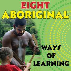 Eight Aboriginal ways of learning