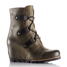 Sorel Joan Of Arctic Wedge Mid Boot - Womens | Sorel for sale at US Outdoor Store