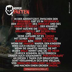 Für diesen Brauchtum liebe ich Österreich  #horror #horrorfakten #fakten