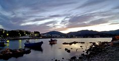 Sunset in Pigadia on Karpathos by Ragnar Gjemmestad on Karpathos, Ragnar, River, Explore, Sunset, Photos, Outdoor, Outdoors, Pictures