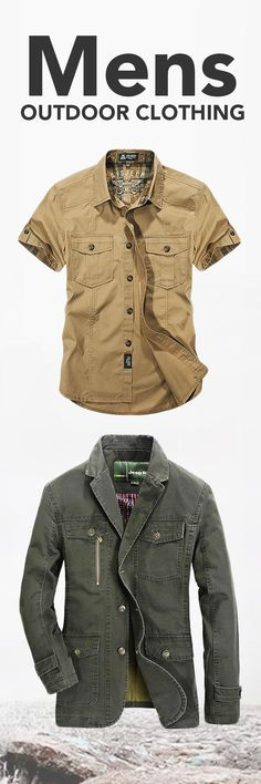 Outdoor Outfit: Fall & Winter coming now, ready? Shirt / Vest / Jacket  in Newchic make u feel warm & feel COOL in this season:)