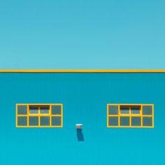 las fotografías urbanas y minimalistas de vittorio ciccarelli