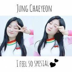 I can look Jung chaeyeon she is really2 beautiful #kpop #kpopindonesia #ladiescode #exo #bigbang #jungchaeyeon #arianagrande #justinbieber #blackpink #bts #beyonce #selenagomez #mileycyrus #gugudan #lovelyz #ioi #wannaone #kokobop #nct #jkt48 #snsd #twice #redvelvet #2ne1