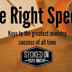 Today's post is 🔥🔥🔥!!! (Link in bio) check out the keys to the greatest Ministry success of all time!! #studentministry #stumin #youthmin #youthministry #ministry