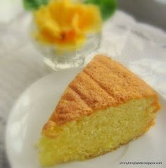 Phong Hong Bakes and Cooks!: Lemon Butter Cake