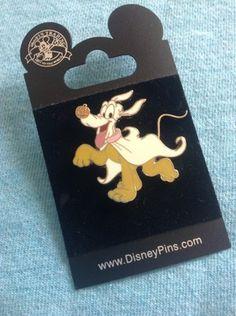 Pluto as Zero Ghost Dog in White Sheet Halloween Costume Disneyland Pin | eBay