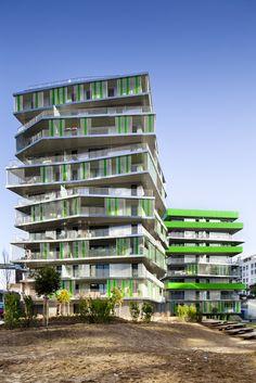Villiot-Rapée Apartments, France
