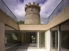 Renovation of Countryside Castle by De Matos Ryan. Great blog in the link to this pin.