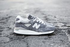 Chaussures || New Balance 998