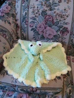 Funny frog lovey