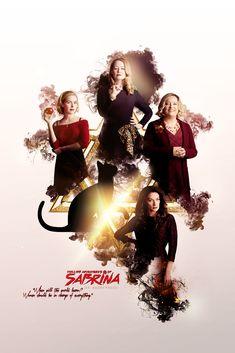 ( Netflix ), Chilling Adventures Of Sabrina ( Sabrina, The Teenage Witch ) Hbo Series, Netflix Series, Series Movies, Sabrina Cast, Betty & Veronica, Mejores Series Tv, Dramas, Weird Sisters, Kiernan Shipka