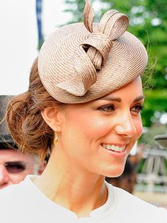 Kate Middleton Duchess of Cambridge formal hat 3be6868bb7f9