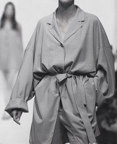 Jil Sander c.1991 - Almost ready for fall transitional layers. We have some light jackets a la  coming soon...