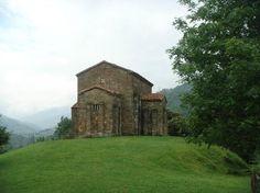 Santa Cristina de Lena, preRomanesque (Asturias)