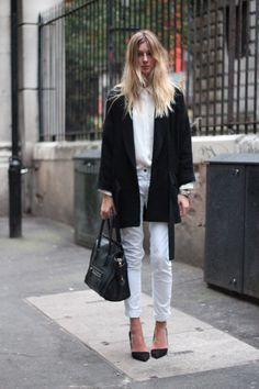 Camille Charriere | #camillecharriere #camilleovertherainbow #streetstyle #blogger #bloggothek