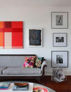 Want these pillows!!  desire to inspire - desiretoinspire.net - EscalaArquitetura