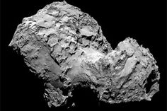 Prof Combi is part of the team that found water ice on Comet 67P! http://clasp.engin.umich.edu/articles/view/665#.VpkculMrJZI